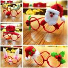 Christmas Xmas Party Glasses Photo Booth Props Costume Accessories Fancy Dress S