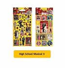 HIGH SCHOOL Musical 3 STICKERS (Arts/3D/Crafts/Foil/Disney/Holofoil/Musical)