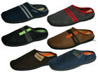 Mens Coolers Mule Clog Slippers with Memory Foam Insoles Sizes 7-12