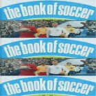 BOBBY MOORES Book of Soccer 1968 vintage player pictures / posters - VARIOUS