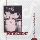 PONCHO SANCHEZ  Concord Jazz Heritage Series CD LATIN-JAZZ