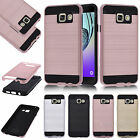for Samsung Galaxy A3(2016) A310 Anti-Shock Hybrid Rugged Matte Case Protector