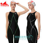 YINGFA Competition Womens FINA approved racing training swimsuit 937