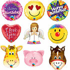 Small Air-Fill Microfoil Qualatex Balloons {Animals, Birthday, Baby, Religious}