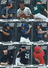 2013 Prizm Perennial Draft Picks Baseball Base cards - Complete Your Set !!