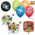 DISNEY Pixar TOY STORY Qualatex Latex & Blase Luftballons Kinder Geburtstag/