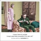 Drama Queen Retro Funny Humour Greeting Card