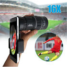 Внешний вид - 16x52 Zoom Hiking Monocular Telescope Lens Camera HD Scope Hunting +Phone Holder