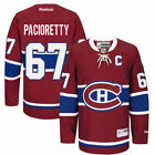 Reebok Max Pacioretty Montreal Canadiens Red Premier Player Home Jersey NHL