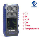 Toxic Harmful Gas Monitor Alarm Detector CO O2 H2S Oxygen EX Gas Analyzer Meter