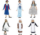 Girls Victorian Costume Victorian Fancy Dress