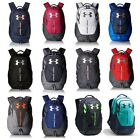 NEW Under Armour MEN'S Hustle 3.0 Backpack 12 COLORS AUTHENTIC