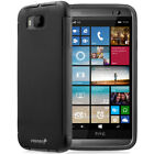 Hybrid Shockproof Hard Case Cover Built In Screen Protector For HTC One M9 Hima