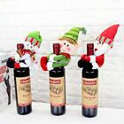 Christmas Decoration Hanging Christmas Wine Bottle Cover S0BZ