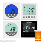 Smart Wi-Fi Programmable Touch Digital Thermostat LCD Floor Heating Cooling