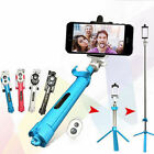 Bluetooth Remote Shutter Extend Handheld for iPhone 6S Selfie Stick Tripod Q0052