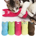 Внешний вид - Creative Pillow Scratch Crazy Cat Chew Catnip Toy Teeth Grinding Toys