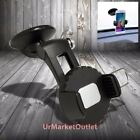 Car/SUV 360 Windshield Dashboard Suction Cup Mount Holder Stand For Mobile Phone