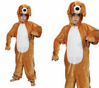 Puppy Childrens Fancy Dress Costume Dog Animal Kids Outfit Ages 3/13