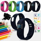 Bluetooth Smart Wrist Bracelet M5 Blood Pressure/Oxygen Watch for Android IOS