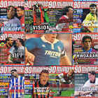 90 Minutes football magazine A4 player picture poster Birmingham City - VARIOUS