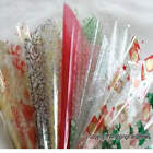 Christmas Cellophane Gift Wrap 10 mtr roll - Choice of Designs - SPECIAL OFFER