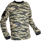 *NEW* Valken Kilo Combat Shirt for Airsoft or Paintball - Tigerstripe