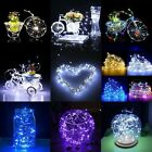 10M 100LED USB 8 Function LED Copper Wire Fairy String Lights Lamp Party Wedding