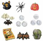 Halloween Cake Decorations (Picks/Rings/Cakecases/Sugarpipings/Spider/Ghost)