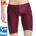 YINGFA Mens Competition FINA Approved Jammer Racing Swimwear Swimsuit 9402B