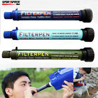 Portable Water Tube Filter Purifier Outdoor Survival Ultrafiltration Water Tube cheap