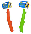 JW Bark Stick Rubber Fetch Retrieve Dog Toy Small