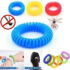 10X Anti Mosquito Bug Pest Repel Wrist Band Bracelet Insect Repellent Camping #1