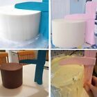 1Set Adjustable Fondant Cake Scraper Icing Piping Cream Spatula Edges Smoother