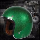 Torc T50 Limecycle Super Flake 3/4 Open Face Scooter Motorcycle Bike Helmet <br/> Street DOT ECE Approved &amp; Certified