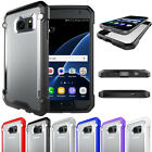 For Samsung Galaxy S7 Edge Protective Slim Shockproof Bumper Hard Case Cover
