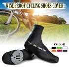 cycling winter overshoes - Bicycle Cycling Winter Elastic Wind Dust proof Shoe Covers Zippered Overshoes