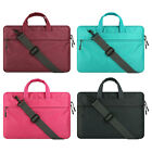 "11 13 15 15.6"" Notebook Laptop Shoulder Bag Carry Case For HP Macbook Dell Acer"