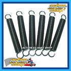 GO KART EXHAUST PIPE SPRING PACK SELECT SPRINGS SIZE MEASURE BARELL LENGTH