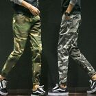 Hot Sale Mens Camouflage Casual Sports Pants Sweat pant  Cargo Combat Trousers