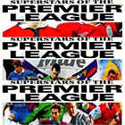 PREMIER League Superstars Football Annual A4 player picture / poster - VARIOUS