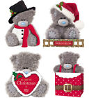 "Me to You 5"" 7"" 9"" 10"" 12"" Christmas Santa Snowman Reindeer Tatty Teddy Bear"