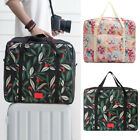 Floral Folding Weekend Shopping Holdall Luggage Sport Beach Holiday Travel Bag