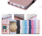 Ultra thin Magnetic Leather Stand Card Wallet Flip Case For Nokia/LG Phones