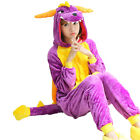 Cartoon Kigurumi Pajamas Sleepwear Cosplay Costume Party Cloth