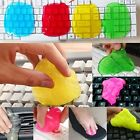 New Magic Keyboard Car Cleaning Products Sponge Mud Dashboard Home Dust Cleaning