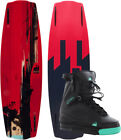 CTRL THE IMPERIAL PARK 139 2015 incl. Supreme Stivali Wakeboard Set ATTACCHI
