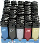 1, 5, 10, 20, 25, 50,100 SCRIPTO PIEZO ELECTRONIC SOLID LIGHTER, Brand NEW