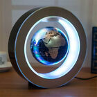 Magnetic Floating Globe Levitation Maglev Levitating World Map LED Decor Educa
