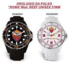 Orologio Ufficiale A.S. ROMA Mod. REEF UNISEX 38MM Mod. RS382DN1-RS382DWR LOWELL